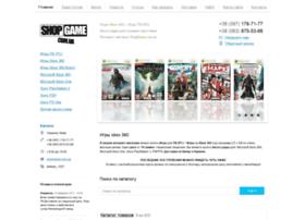 shopgame.com.ua