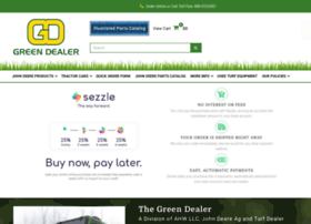 shopgreendealer.com