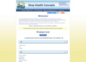shophealthconcepts.net