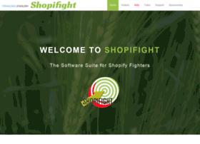 shopifight.com