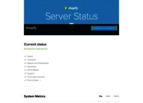 shopify.statuspage.io