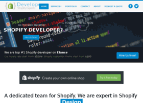 shopifydevelopers.net