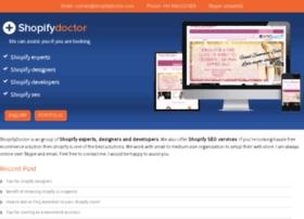 shopifydoctor.com