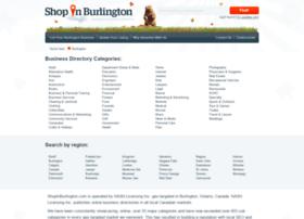 shopinburlington.com