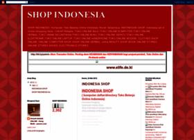 shopindonesia.blogspot.com