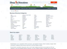 shopinnanaimo.com