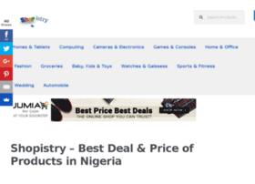 shopistry.com.ng