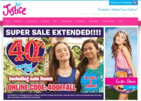 shopjustice.com.au