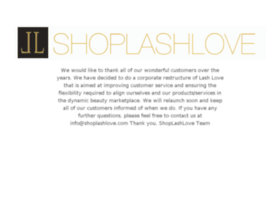 shoplashlove.com