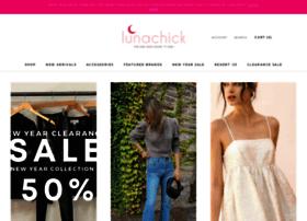 shoplunachick.com