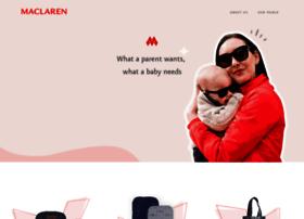 shopmaclarenbaby.com