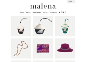 shopmalena.com