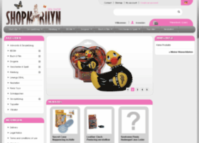 shopmarilyn.com