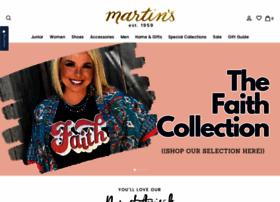 shopmartins.com