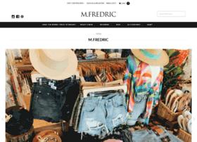 shopmfredric.com