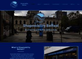 shopmobilitybelfast.co.uk