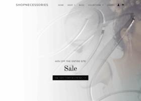 shopnecessories.com