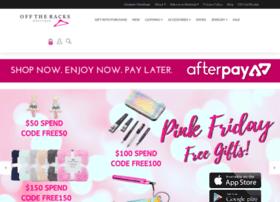 shopofftheracks.com