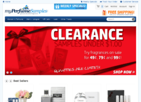 shoppe.myperfumesamples.com