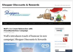shopperdiscountsrewards.org