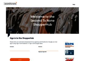 shopperhub.second-to-none.com