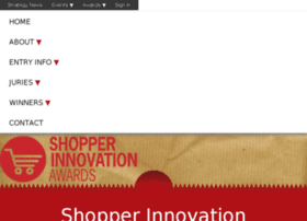 shopperinnovationawards.strategyonline.ca