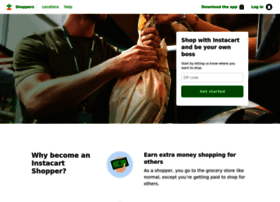 shoppers.instacart.com