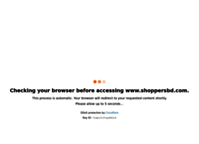 shoppersbd.com