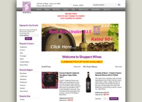 shopperswines.com