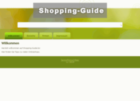 shopping-guide.biz