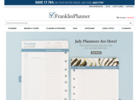 shopping.franklinplanner.com