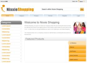 shopping.nixxie.com