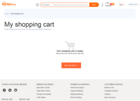 shoppingcart.yoybuy.com