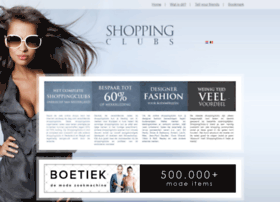 shoppingclubs.nl