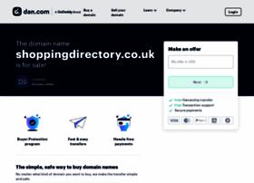 Shoppingdirectory.co.uk