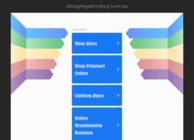 shoppingdirectory.com.au