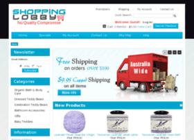 shoppinglobby.com.au