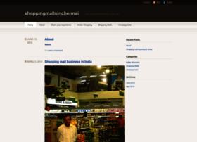 shoppingmallsinchennai.wordpress.com