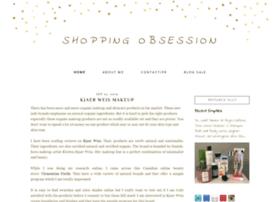 shoppingobsessionblog.blogspot.com