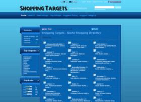 shoppingtargets.com