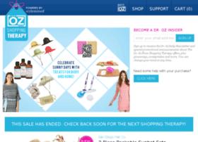 shoppingtherapy.doctoroz.com