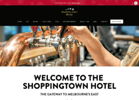 shoppingtownhotel.com.au