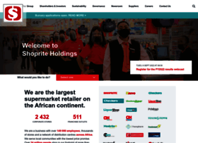 shopriteholdings.co.za