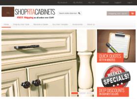 shoprtacabinets.com