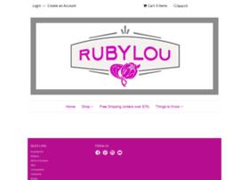 shoprubylou.com