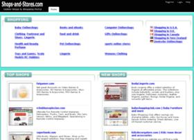 shops-and-stores.com