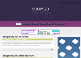 shops2b.co.uk