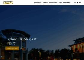 shopsatlegacy.com