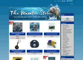 shopsavethemanatee.org