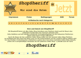 shopsheriff.de